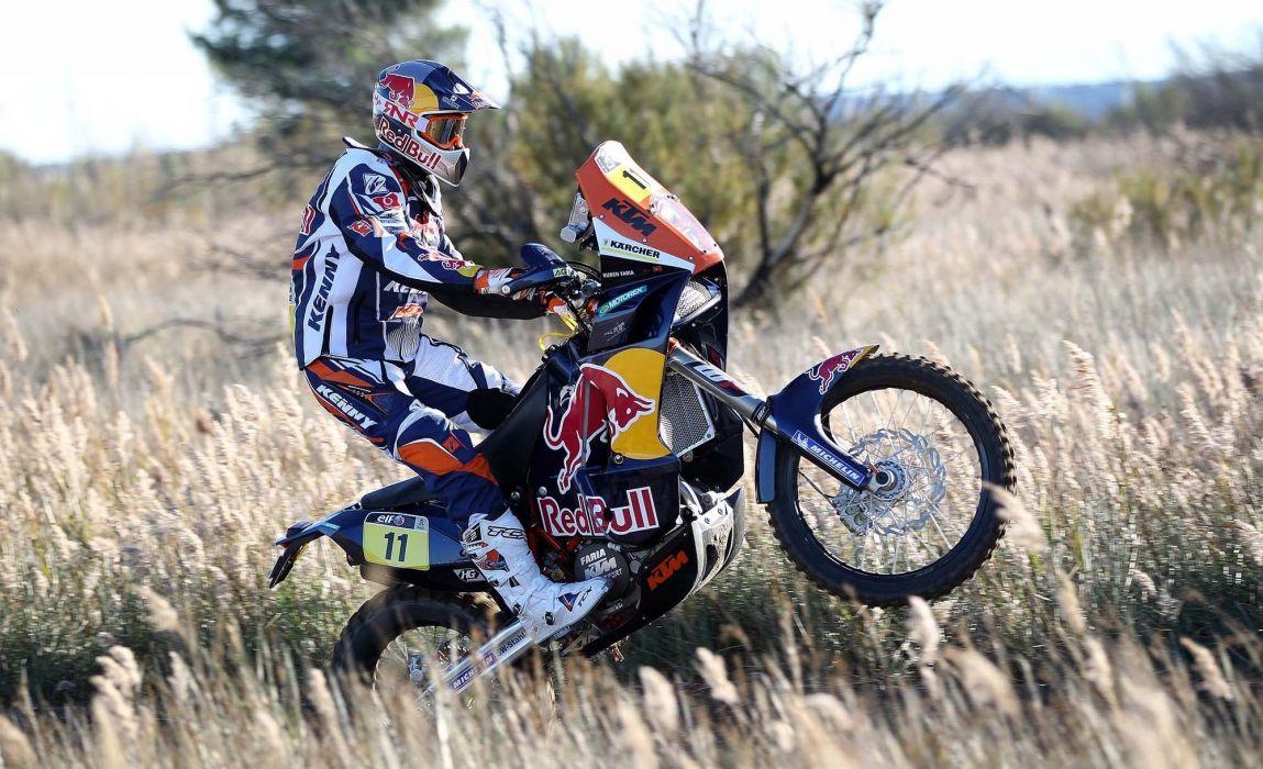 KTM sand rally motorcycle race racer dakar moto racing    g wallpaper