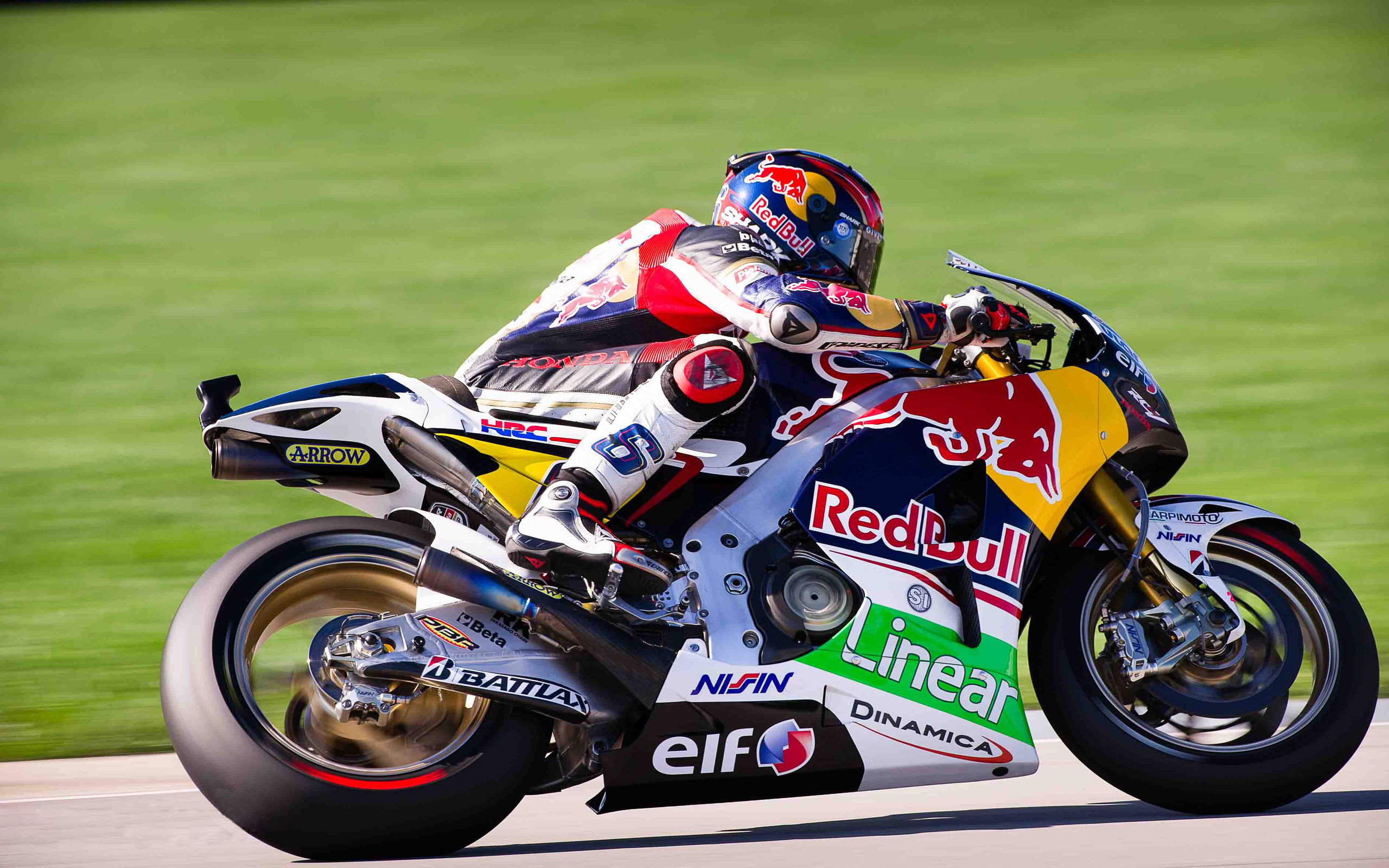 Motorcycle race motogp honda sports red bull racing ...