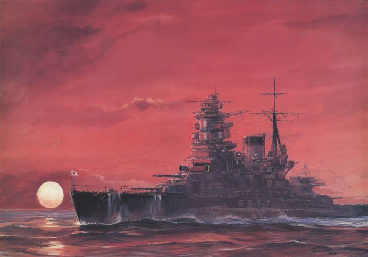 Ships ship boat Painting military navy f wallpaper