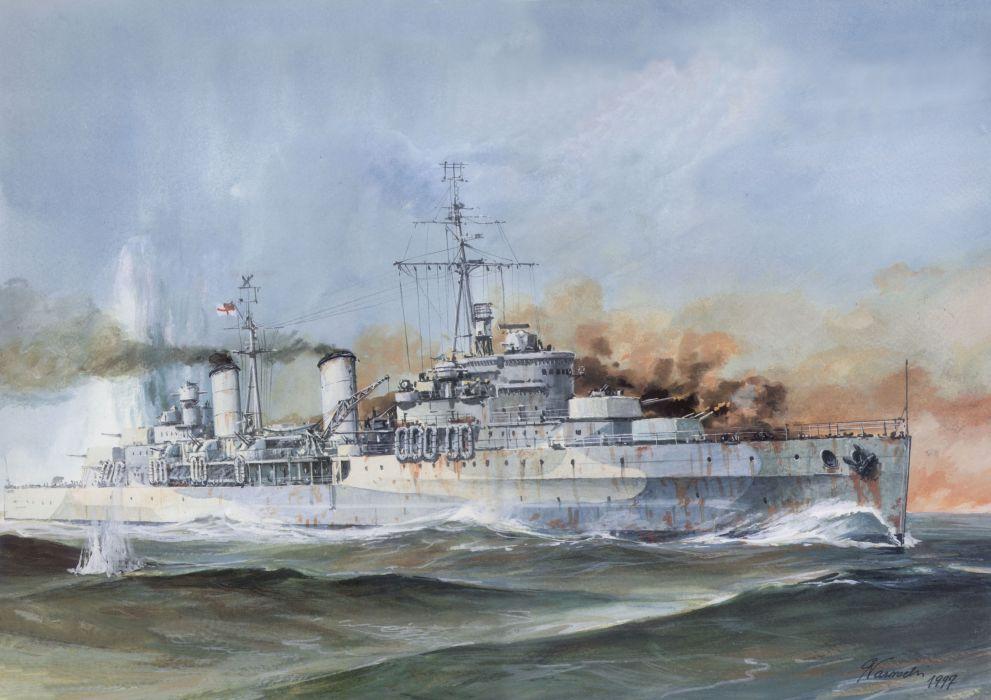 Ships ship boat Painting military navy fg wallpaper