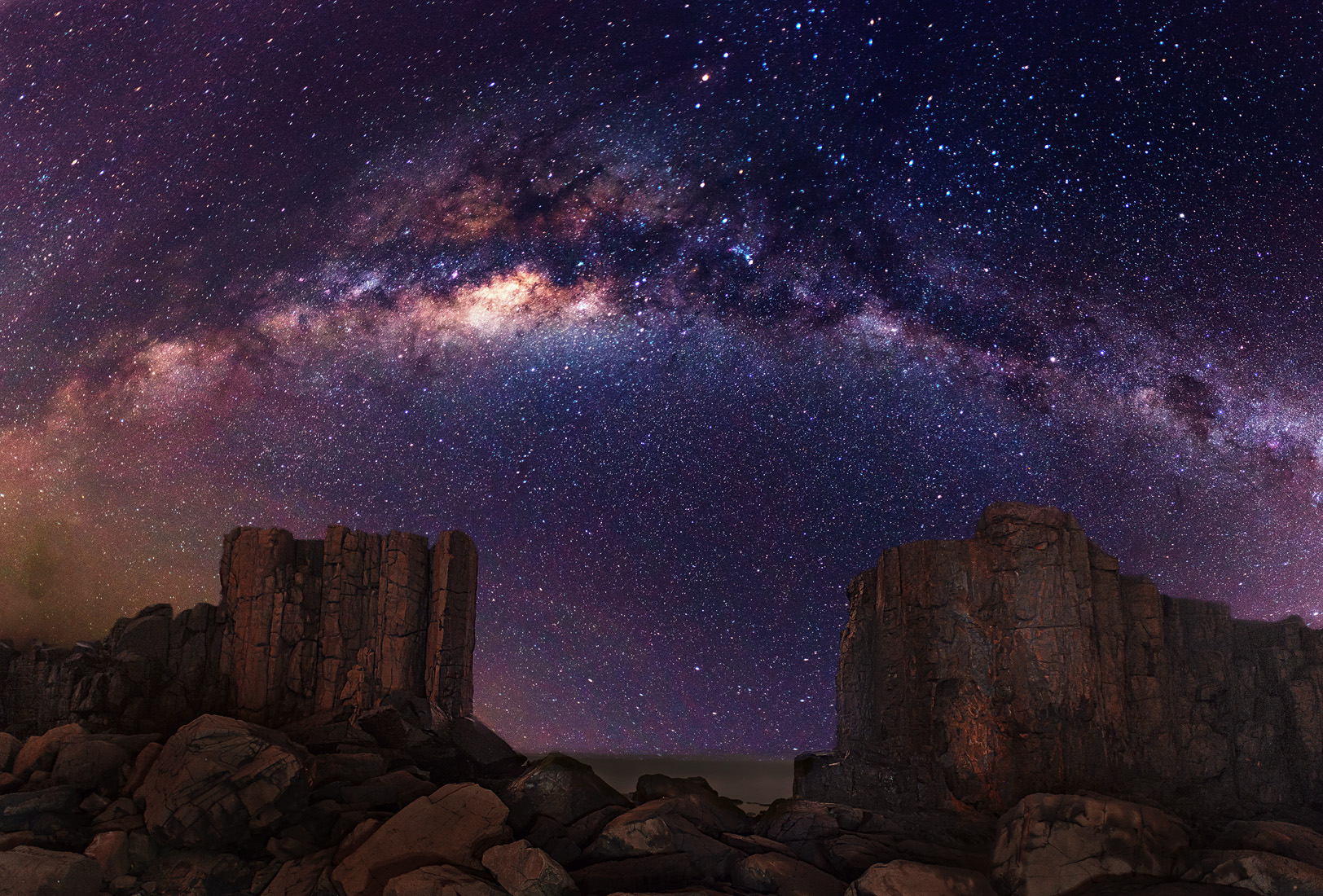 night sky milky way galaxy wallpaper page 2 pics about