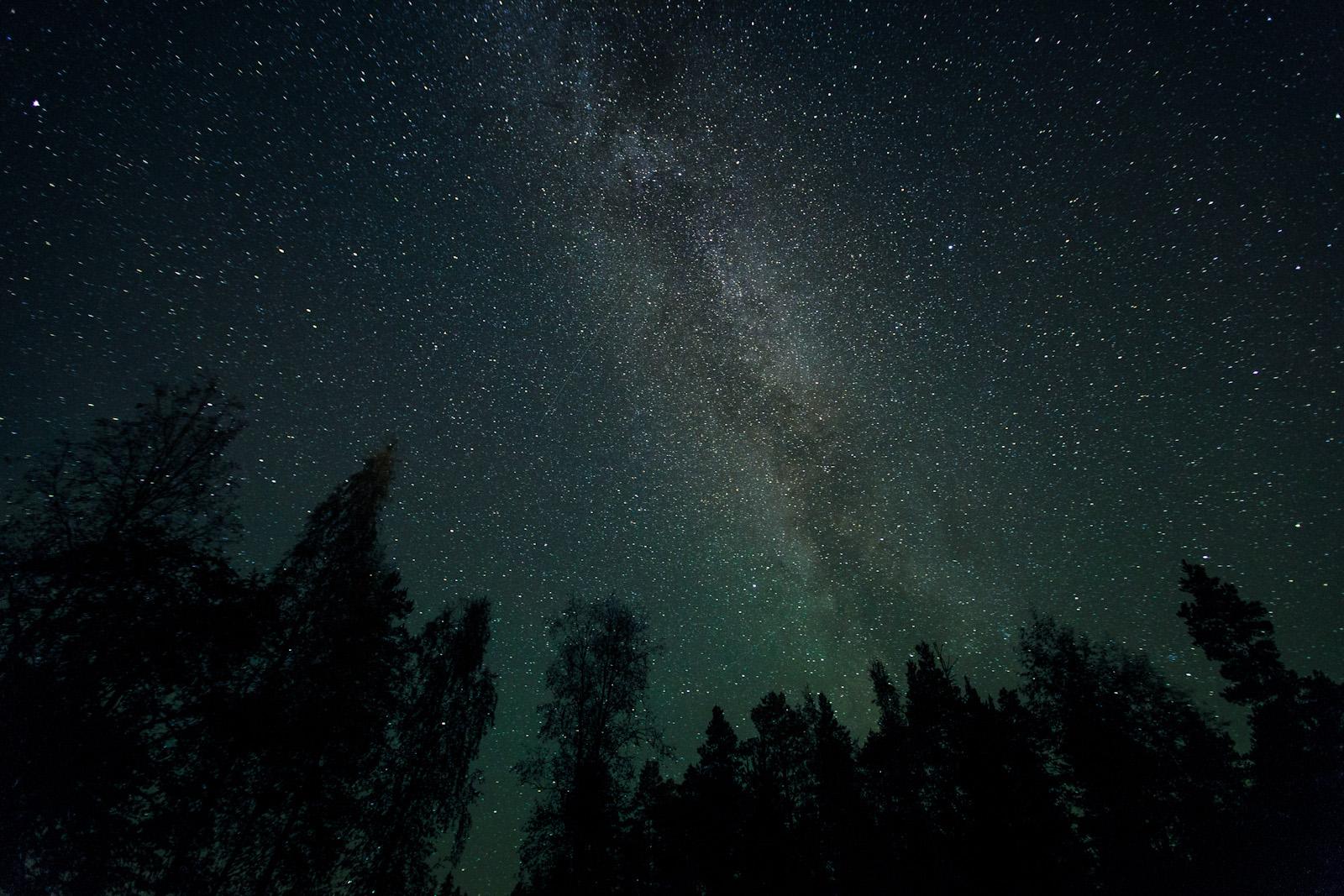way galaxy stars - photo #47