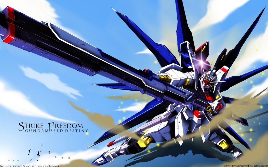Gundam Anime mecha wallpaper