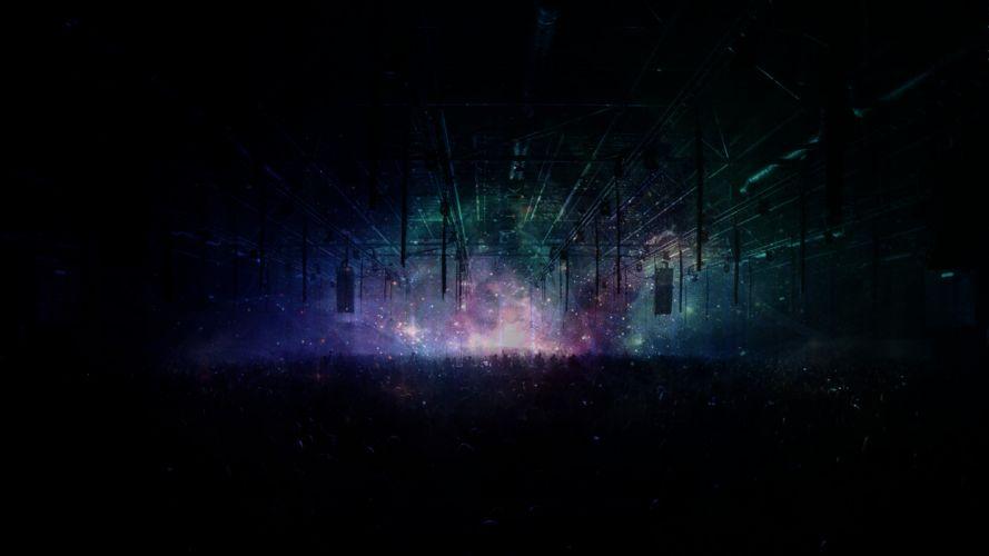 Rave Concert concerts wallpaper