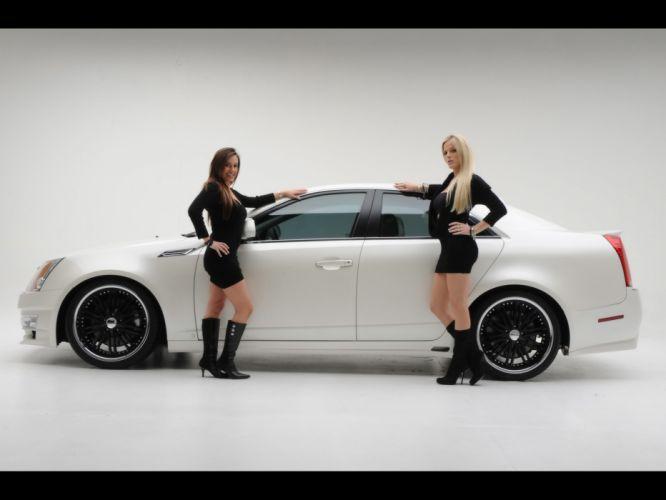 2008 Cadillac CTS tuning hs wallpaper