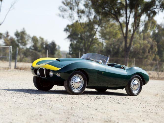 1954 Arnolt-Bristol Deluxe Roadster retro race racing supercar supercars j wallpaper