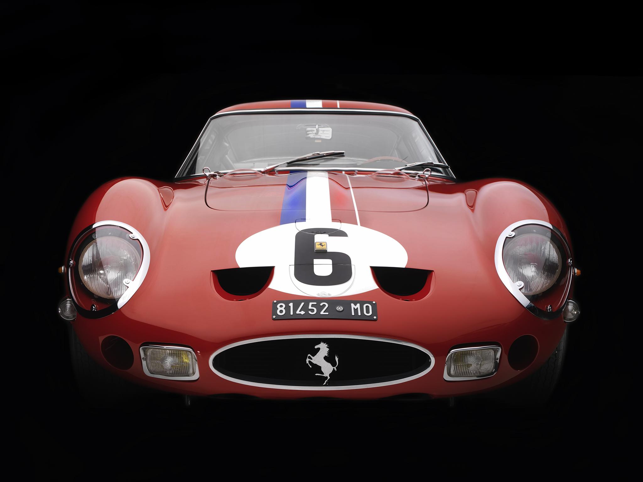 1962 Ferrari 250 Gto Series I Supercar Supercars Classic D Wallpaper 2048x1536 117750 Wallpaperup