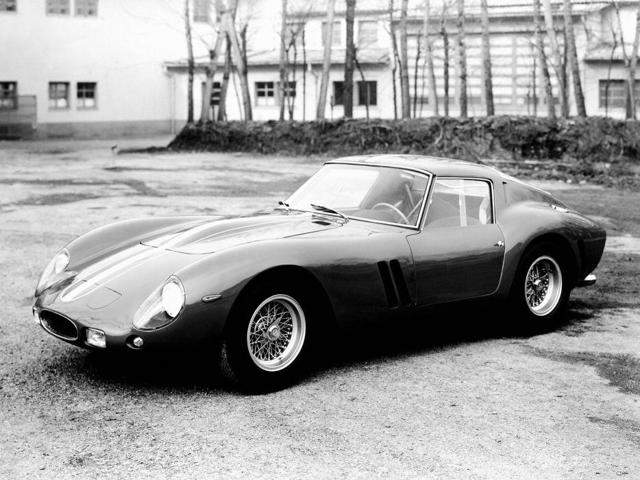 1962 Ferrari 250 GTO Series-I supercar supercars classic   d wallpaper