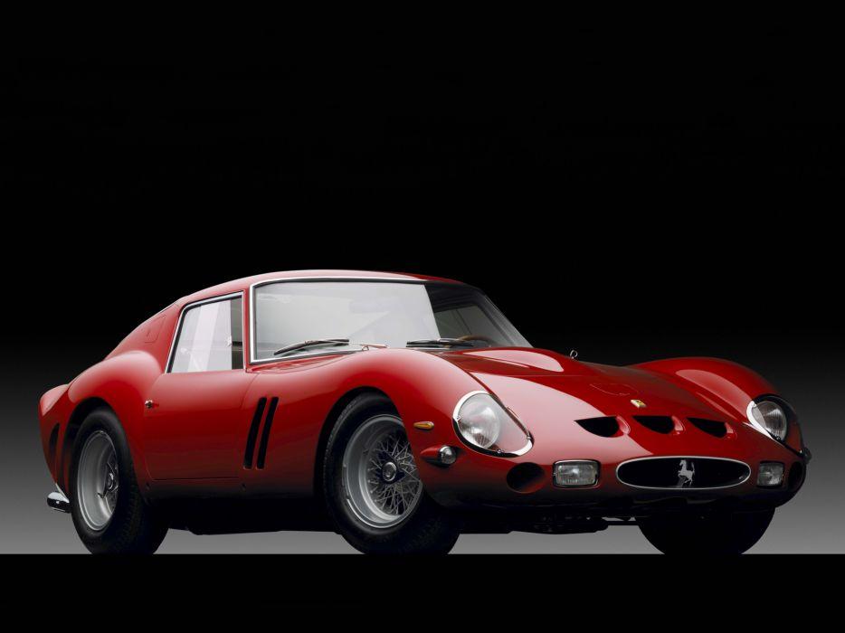 1962 Ferrari 250 GTO Series-I supercar supercars classic   f wallpaper