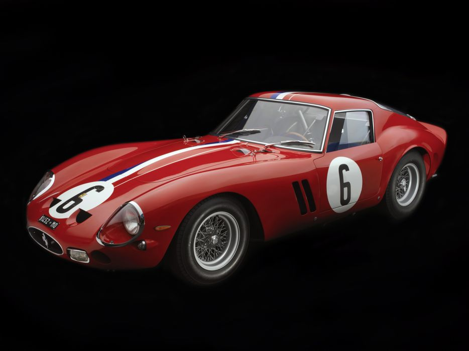1962 Ferrari 250 GTO Series-I supercar supercars classic   fd wallpaper