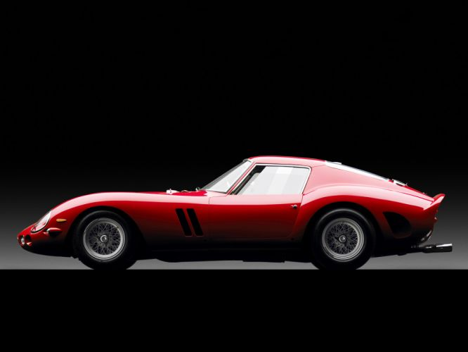 1962 Ferrari 250 GTO Series-I supercar supercars classic g wallpaper