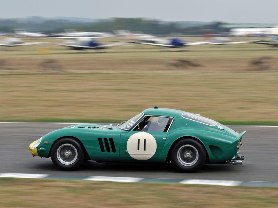 1962 Ferrari 250 GTO Series-I supercar supercars classic race racing     d wallpaper