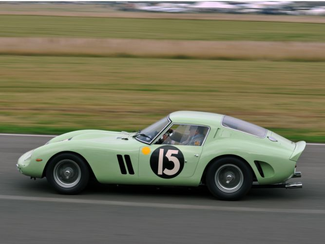 1962 Ferrari 250 GTO Series-I supercar supercars classic race racing s wallpaper