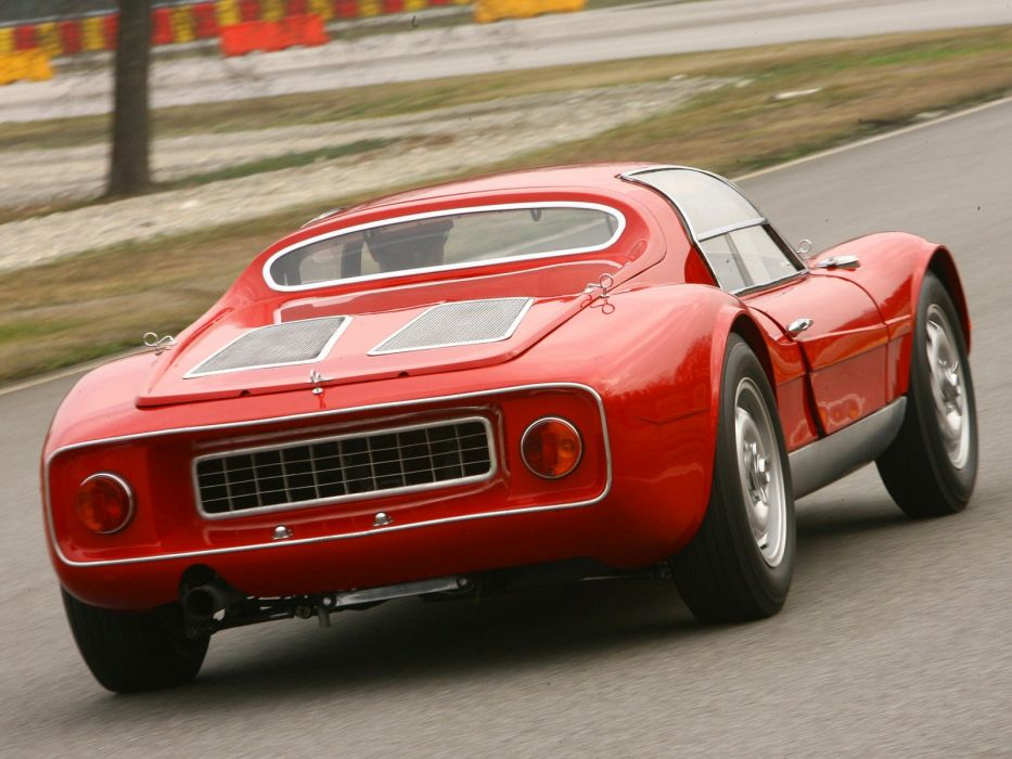1964 Aguzzoli Condor supercar supercars classic   d wallpaper