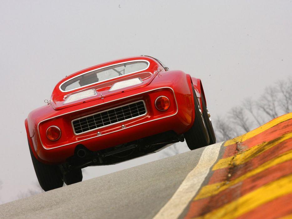 1964 Aguzzoli Condor supercar supercars classic f wallpaper