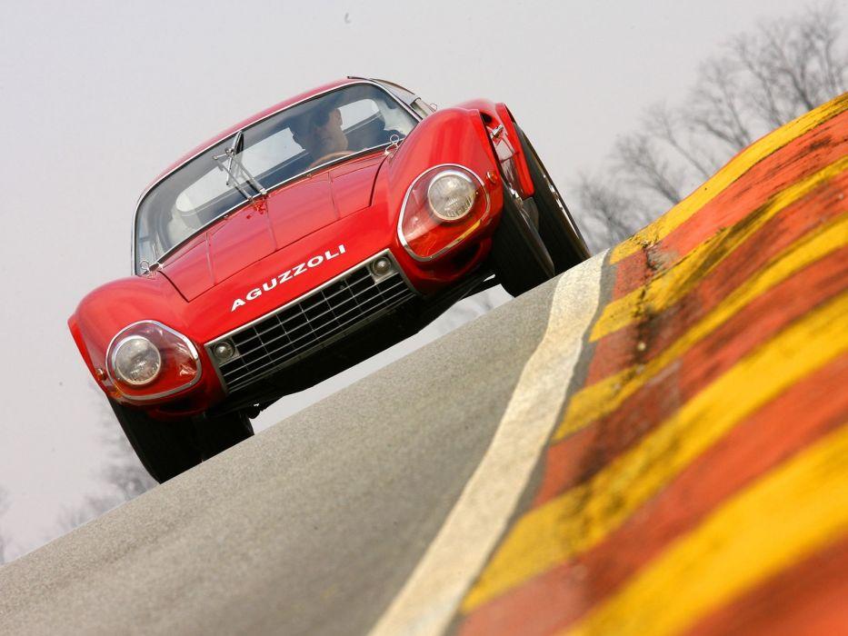 1964 Aguzzoli Condor supercar supercars classic wallpaper