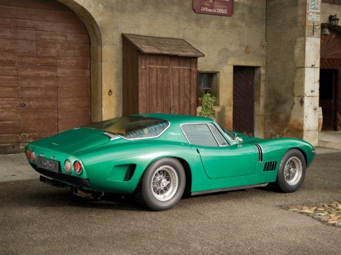1965 Bizzarrini 5300 G-T Strada supercar supercars classic d wallpaper