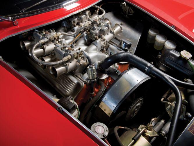 1965 Bizzarrini 5300 G-T Strada supercar supercars classic engine engines f wallpaper