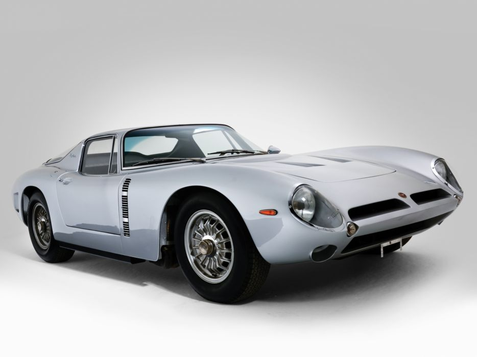 1965 Bizzarrini 5300 G-T Strada supercar supercars classic wheel wheels        f wallpaper