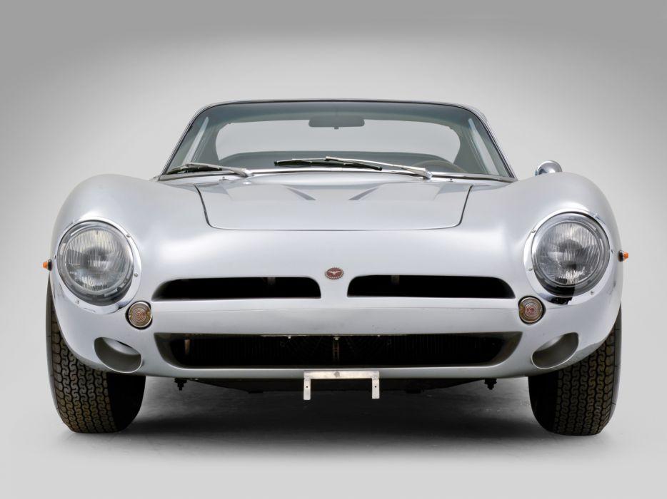 1965 Bizzarrini 5300 G-T Strada supercar supercars classic wallpaper