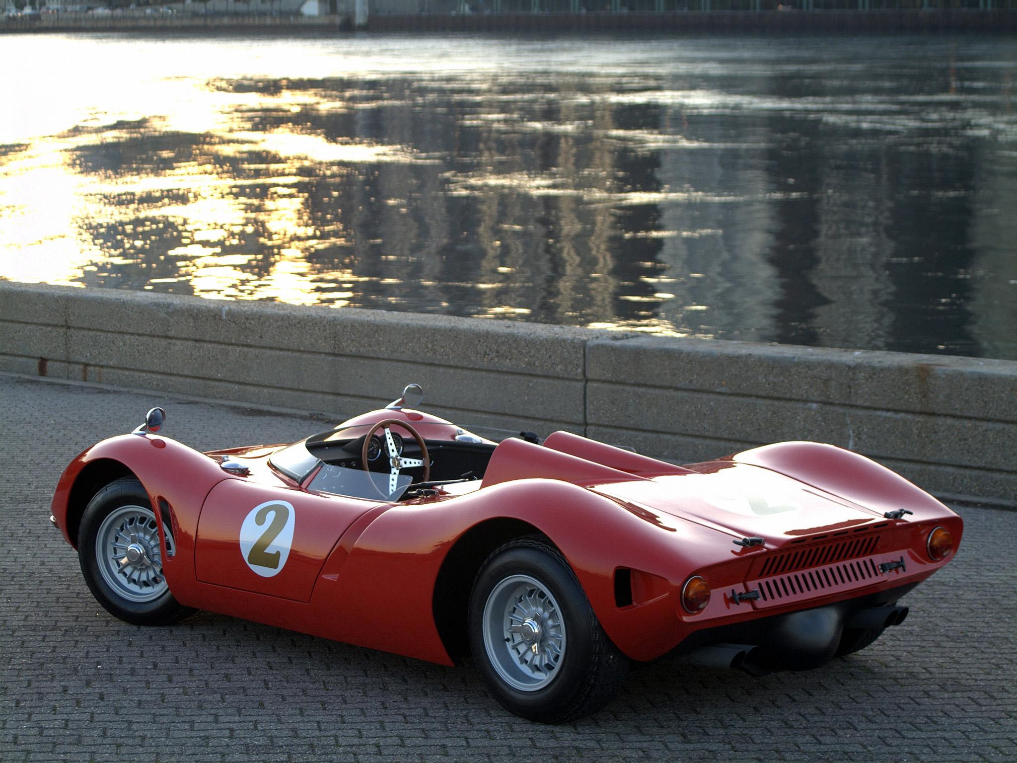 1966 Bizzarrini P538 r...
