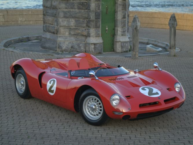 1966 Bizzarrini P538 race racing supercar supercars classic wallpaper