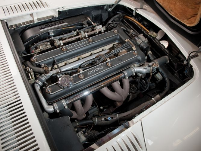 1966 Toyota 2000GT Targa supercar supercars classic engine engines wallpaper