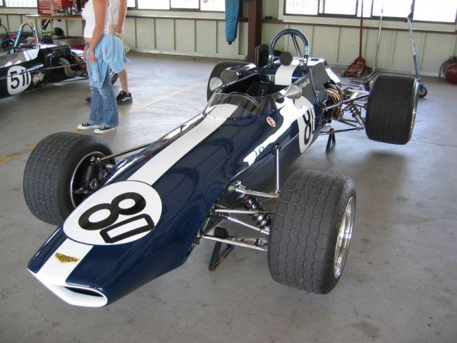 1969 Chevron B15 race racing formula-1 formula f-1 classic wallpaper