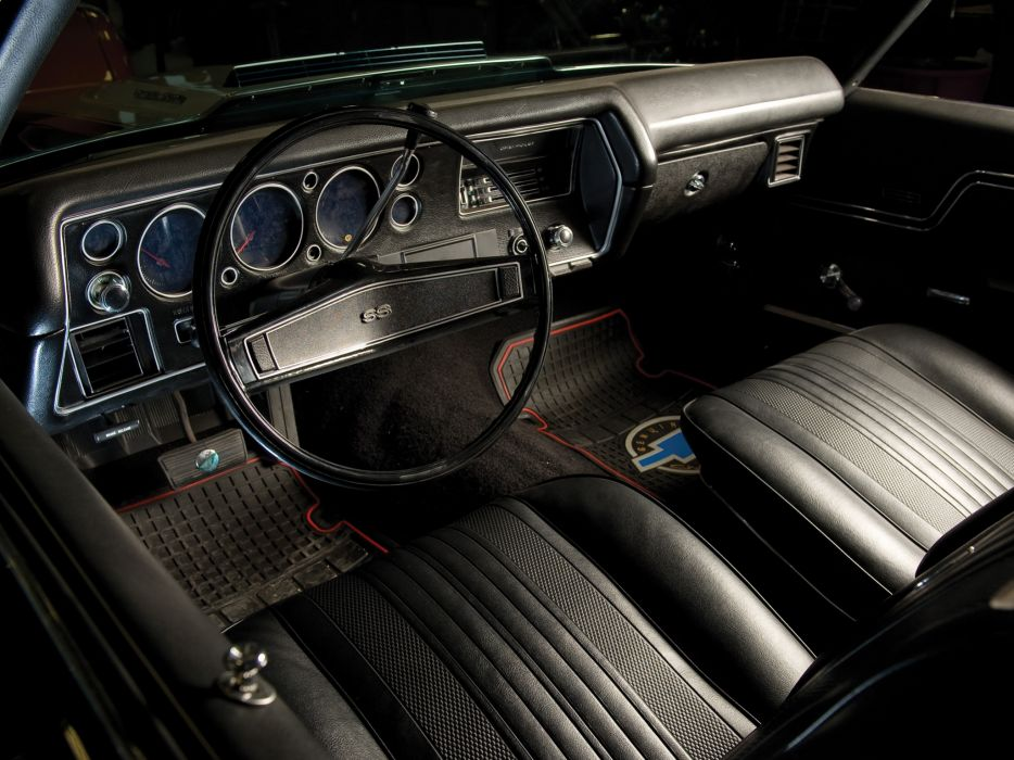 1970 Chevrolet Chevelle S S 454 Ls6 Convertible Nhra Super