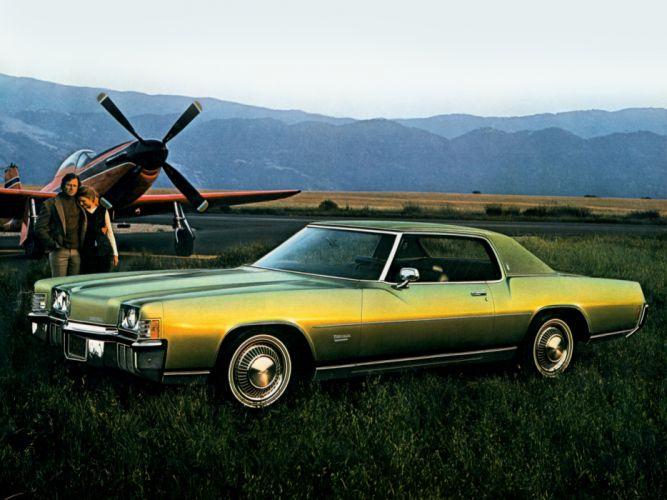 1972 Oldsmobile Toronado Y57 classic muscle f wallpaper