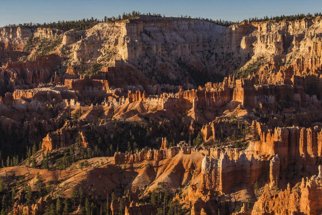 Canyon Utah Nature  f wallpaper