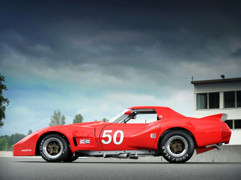 1977 Greenwood Chervrolet Corvette IMSA Racing Coupe C-3 race supercar supercars muscle classic hot rod rods   fw wallpaper