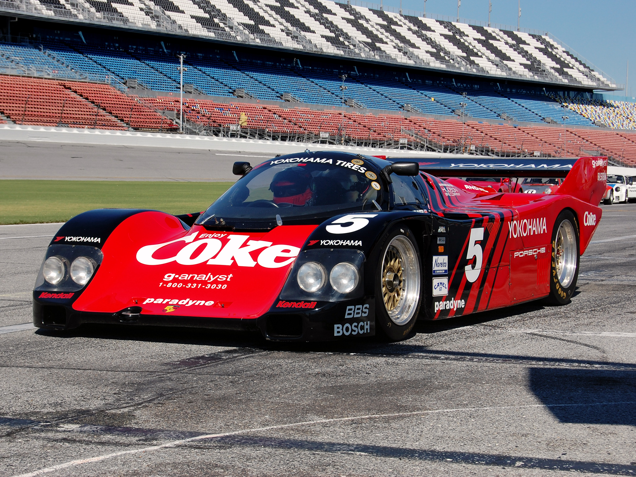 Porsche Imsa Racing Race Supercar Supercars Classic F