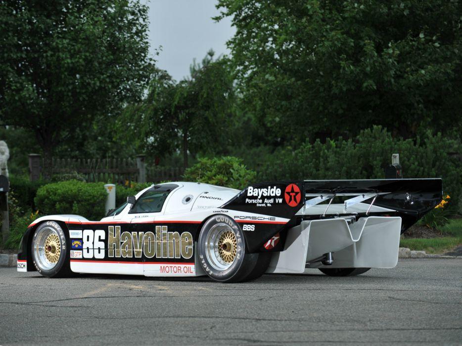 1984 Porsche 962 IMSA Racing race supercar supercars classic    f wallpaper