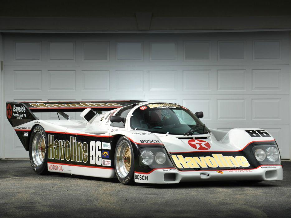 1984 Porsche 962 Imsa Racing Race Supercar Supercars Classic