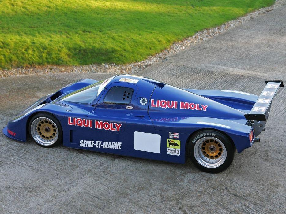 1989 ALD C289 Group C-2 Sports Prototype concept supercar supercars race racing    f wallpaper