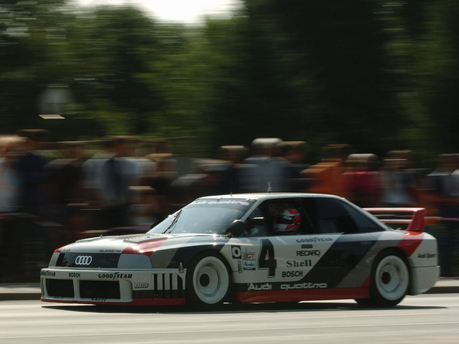 1989 Audi 90 Quattro Imsa Gto B 3 9 0 Race Racing F Wallpaper