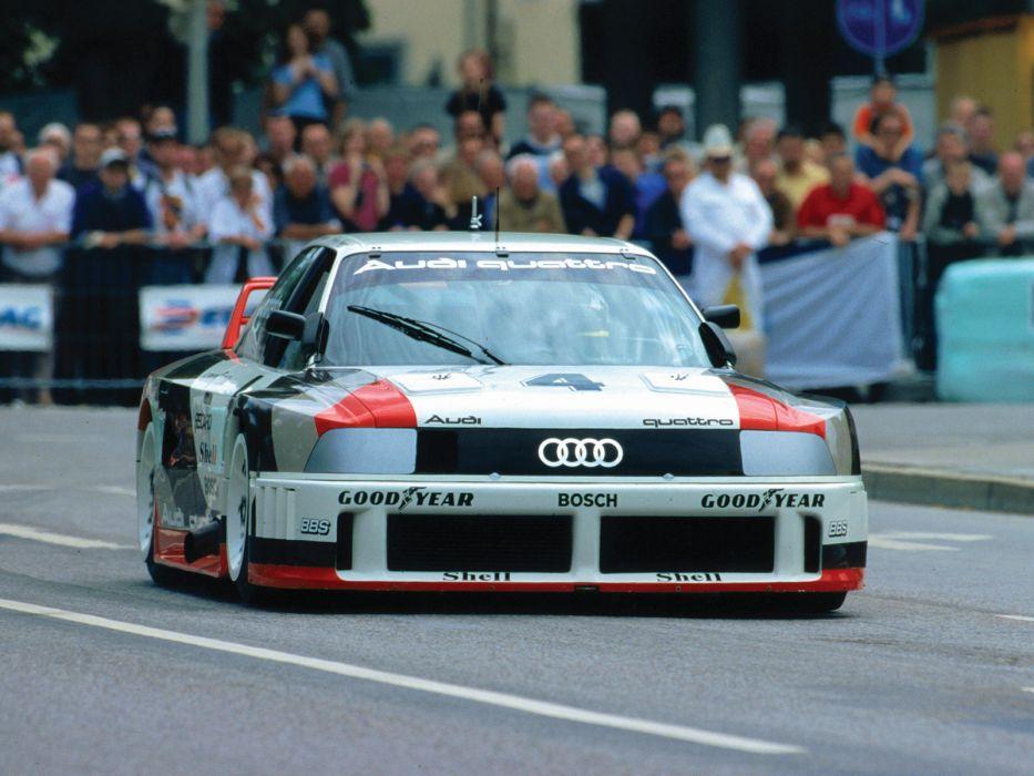 1989 Audi 90 Quattro Imsa Gto B 3 9 0 Race Racing D Wallpaper