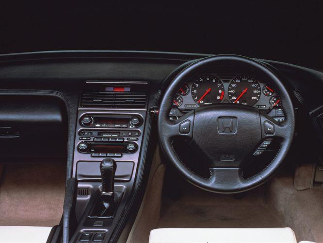 1990aei2001 Honda NSX NA1 supercar supercars interior e wallpaper