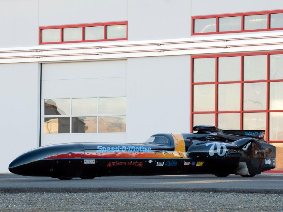 1991 Speed-0-Motive Record-Car race racing supercar supercars wallpaper