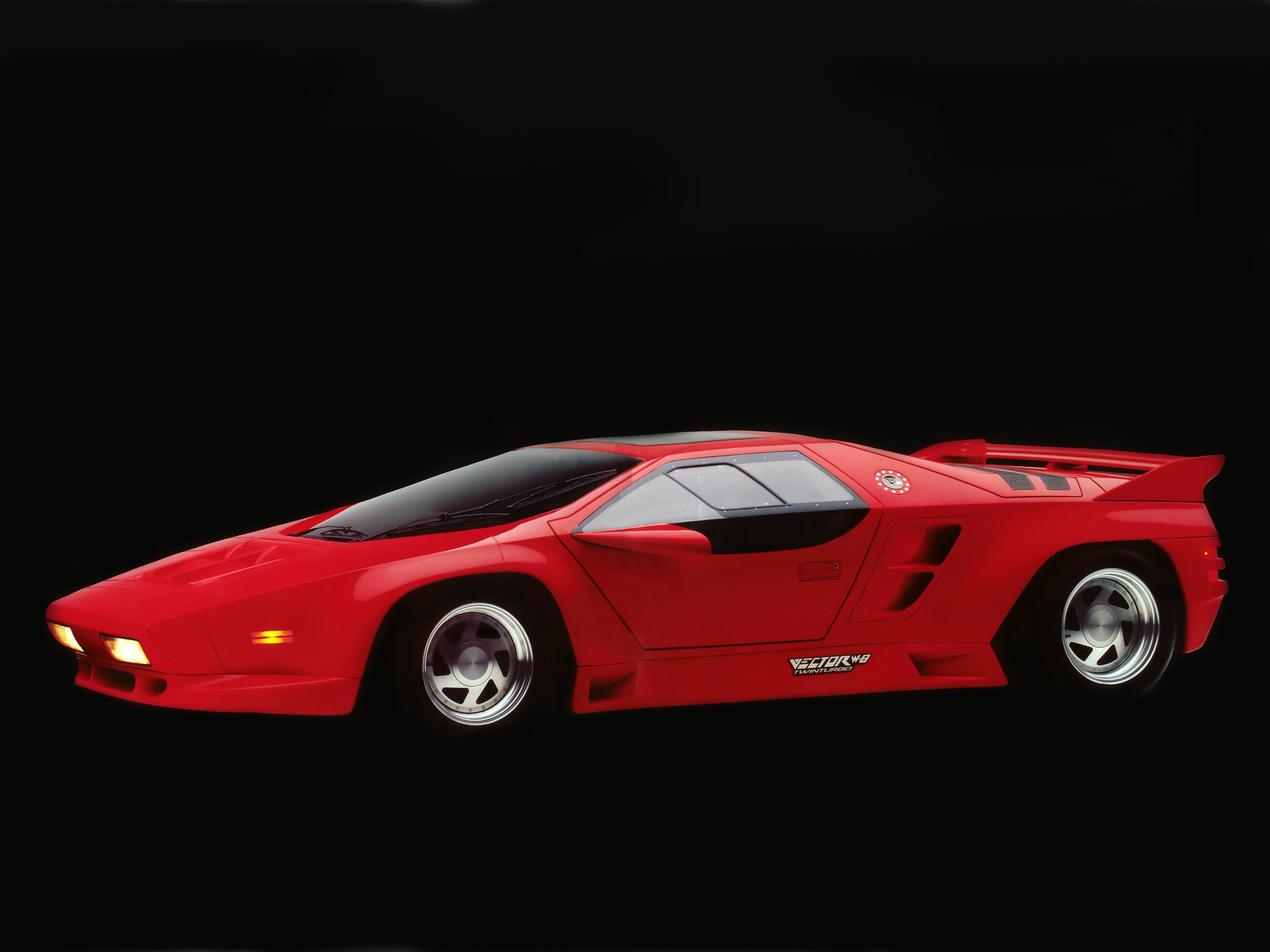 1992 Vector W 8 Supercar Supercars Wallpaper 2048x1536