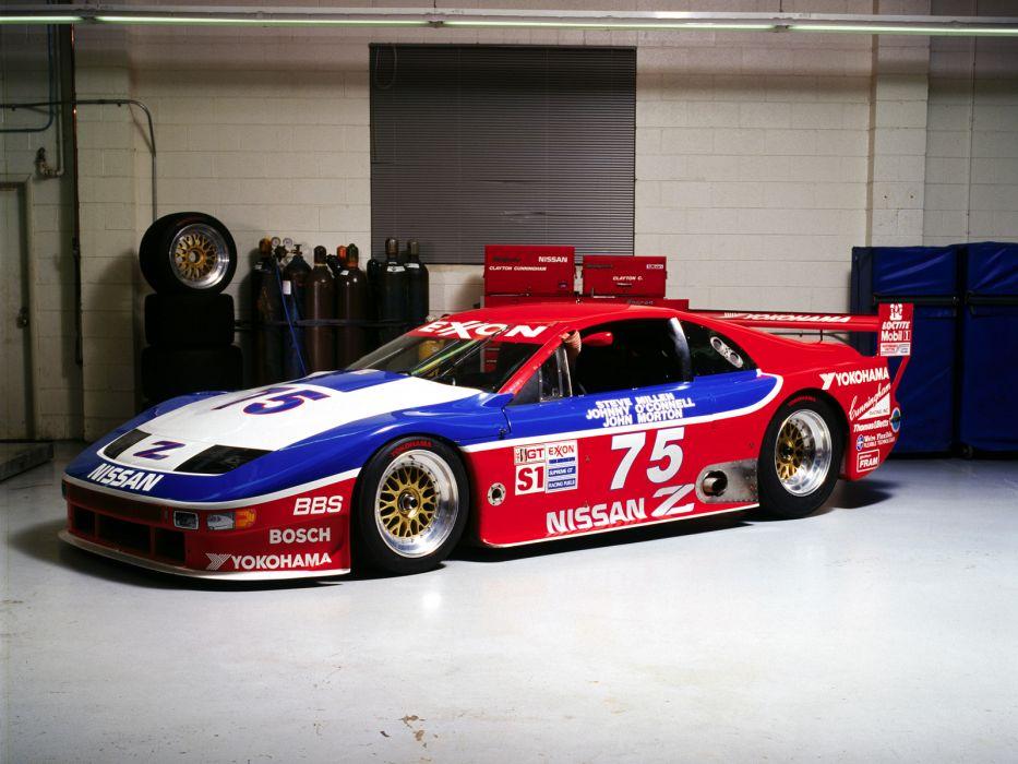1994 Nissan GTS 300ZX Twin Turbo IMSA G-T Challenge Z32 race racing supercars supercar wallpaper