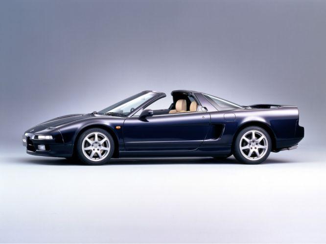 1995aei2002 Honda NSX-T NA1 supercar supercars nsx wallpaper