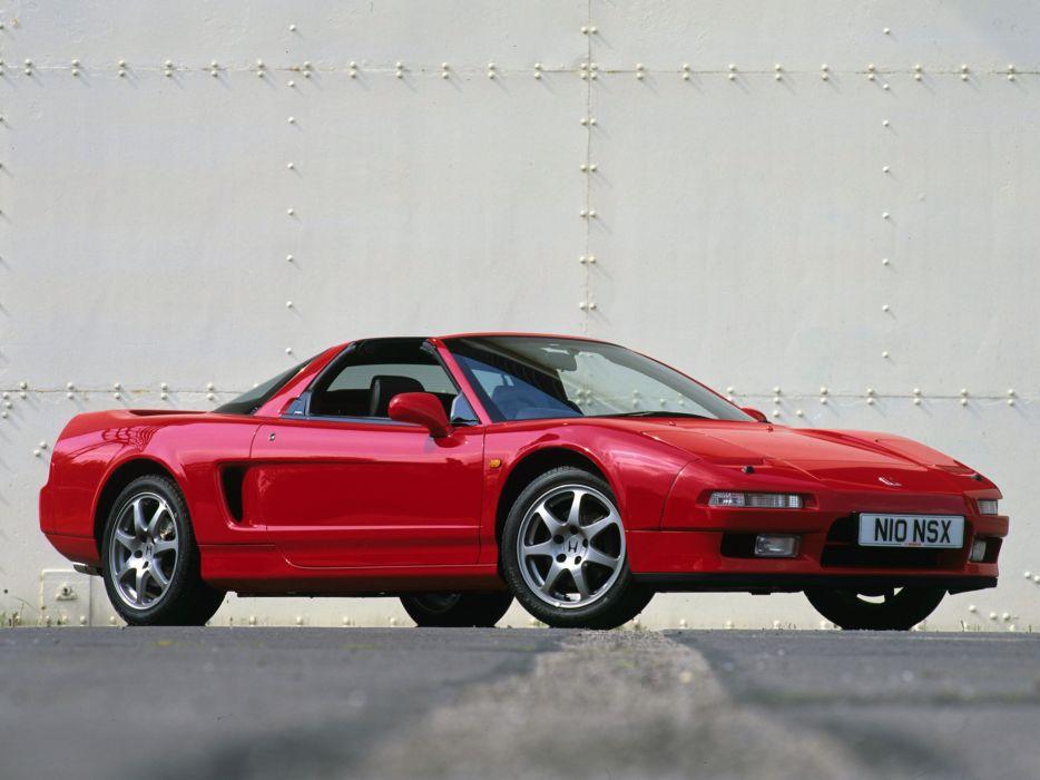 1995aei2002 Honda NSX-T UK-spec NA1 supercar supercars nsx  f wallpaper
