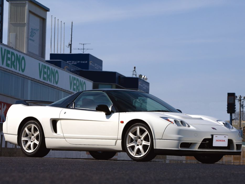 2001 Honda NSX-R Prototype NA2 supercar supercars nsx     gd wallpaper