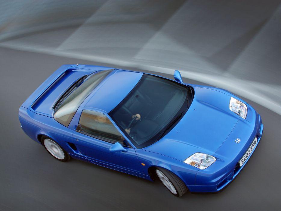 2001aei05 Honda NSX UK-spec NA2 supercar supercars wallpaper