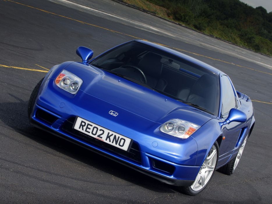 2001aei05 Honda NSX UK-spec NA2 supercar supercars  d wallpaper