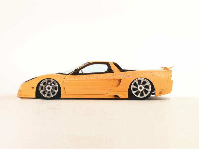2002 VeilSide Honda NSX NA2 supercar supercars tuning wallpaper