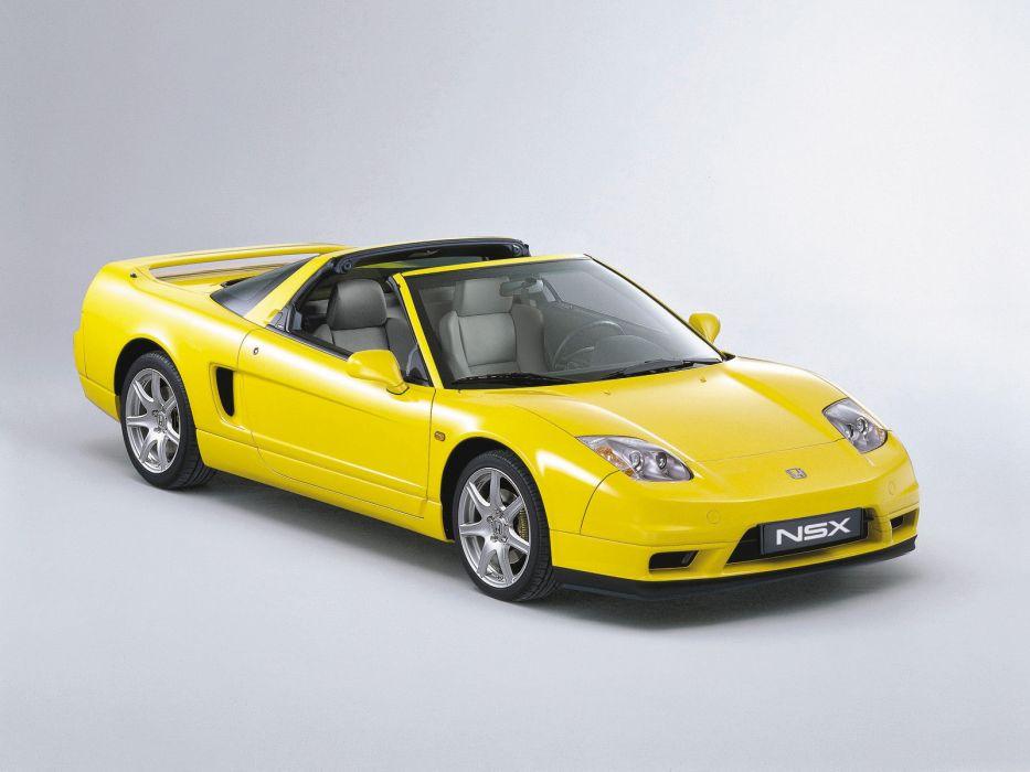 2002aei05 Honda NSX-T NA2 supercar supercars nsx wallpaper