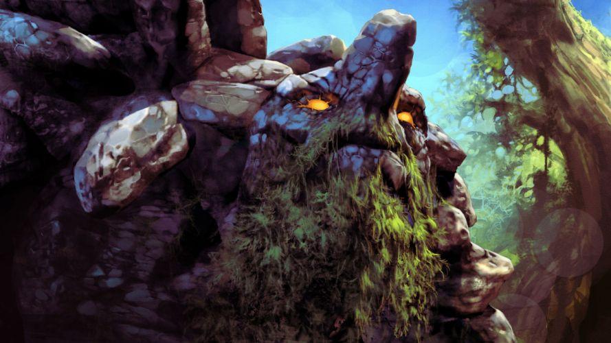 Dota 2 fantasy game games wallpaper